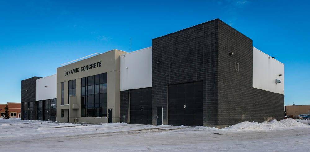 Dynamic Concrete, Calgary