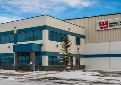 Wajax Industrial Components, Calgary