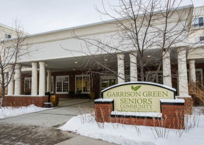Garrison Green Retirement Community, Calgary