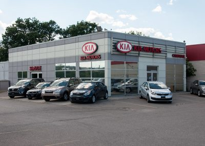 Cambridge KIA Dealership