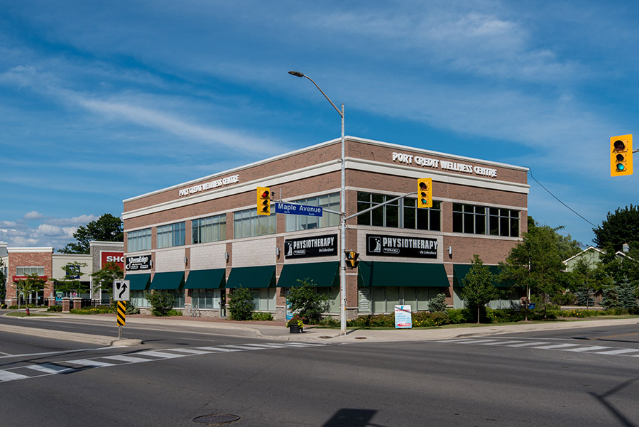 Mississauga Medical Building