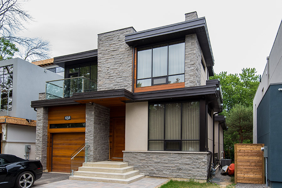 Custom Home, Mississauga