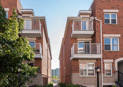 Four Winds Townhouses, Toronto