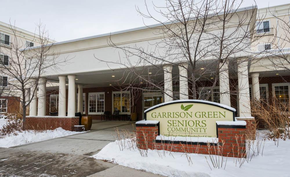 Garrison Green Retirement Community, Calgary