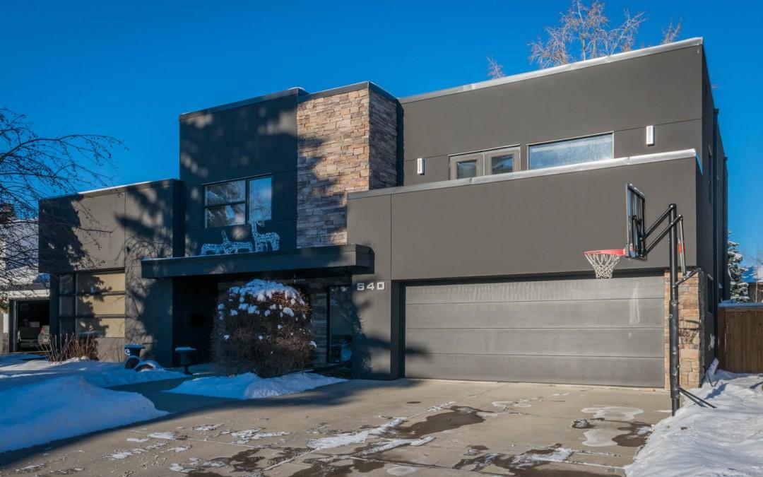 Custom Home, Calgary