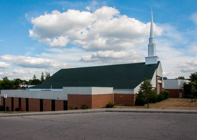 Cambridge Calvary Pentecostal Church