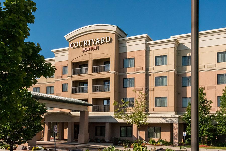 Courtyard Marriott, Mississauga